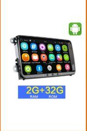 Android 2 DIN Autoradio Radio