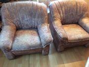 2 Sessel zu verschenken