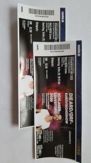 Verk 2 Tickets SCHLAGER LOVE