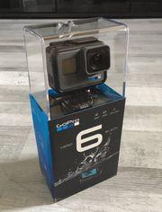 GoPro Hero 6 Schwarz Actioncam