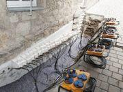 Wasserschäden Neubautrocknung Sanierung
