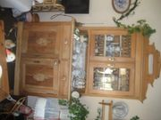 Omas Büfett Küchenschrank 2 Teilig