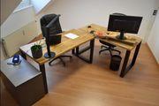 Büroräume in Bürogemeinschaft