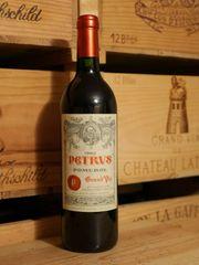 Wein 1982er Petrus - Pomerol - Top