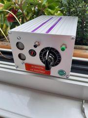 Klangschalen Schwingungen elektronisch