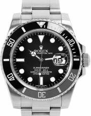 Rolex Submariner 116610LN Stahl Uhr