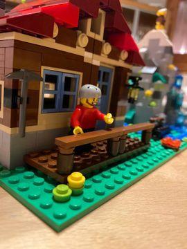 Lego creator 3in1 Berghütte: Kleinanzeigen aus Heppenheim - Rubrik Spielzeug: Lego, Playmobil
