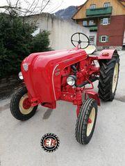 Traktor Porsche 133