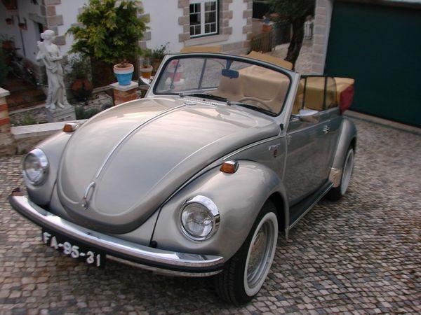 Super VW Käfer 1303 1979