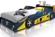 Autobett für Kinder inkl Matratze