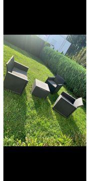 Keter Lounge Set Emma 8-teilig