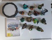 Wii Skylander TrapTeam Spiel Portal