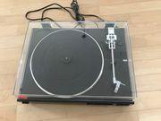 Plattenspieler - Sony