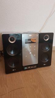 Micro-Hi-Fi-System LG FA166 - Lautsprecher