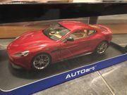 Neu Aston Martin Vanquish 2015