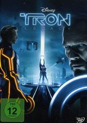 DVD Tron Deluxe Edition 2