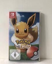 Pokemon Lets Go Evoli und