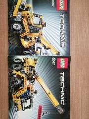 Lego Technik 8067 Mobiler Mini