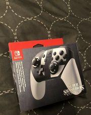 Nintendo Switch Pro Controller Super