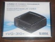 USB-Video-Grabber VG-310 zum Video-Digitalisieren