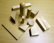 Naturbausteine 63 Stück verschiedene Größen