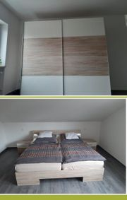 Schlafzimmer neuwertig
