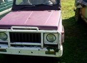 Suche alte Suzuki Geländewagen bis
