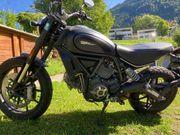 Motorrad Ducati Scrambler Full Throttle