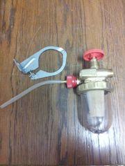 Oventrop-Einstrang-Heizölfilter Neu