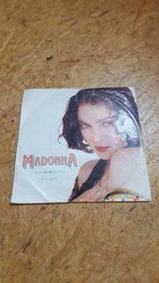 Madonna Single Vinyl Cherish