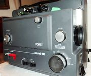 Set PORST Tonfilmprojektor SOUND 100