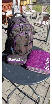 Satch Rucksack Schultasche Schulrucksack