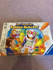 Tip Toi der hungrige Zahlenroboter