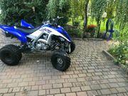 2014 Yamaha Raptor yfm 700