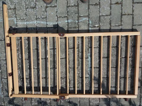 Treppenabsturzgitter