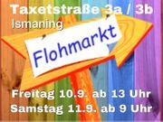 Hofflohmarkt Ismaning 10 9 21