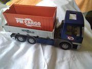 LkW mit Container Playmobil