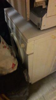 Waschmaschine Bauknecht u Geschirrspüler