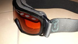Wintersport Alpin - Skibrille Snowboardbrille Tecno pro Kinder
