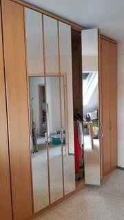 Nolte Falttürenkleiderschrank mit Spiegeltüren