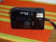 Analogkamera mit Blitz