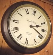 Knight Gibbins London Uhr