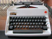 OLYMPIA - Schreibmaschine mit Koffer