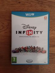 Wii U Spiel Disney Infinity