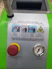 Trockeneisstrahlgerät Ic020 25 Betriebsstunden