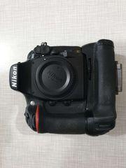 Nikon D810 inkl Batteriegriff