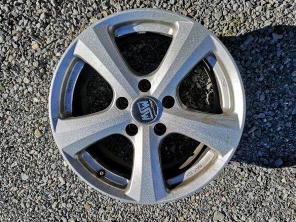 VW T5 Touareg Felgen