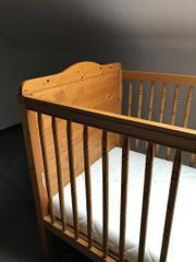 Kinderbett - Babybett - Kleinkinderbett