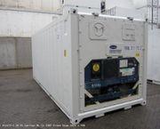 20ft und 40ft Kühlcontainer