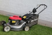 selbstfahr Rasenmäher Honda Elektrostart neuwertig